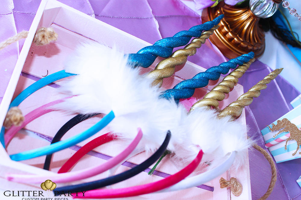 DIY Unicorn Horns Tutorial