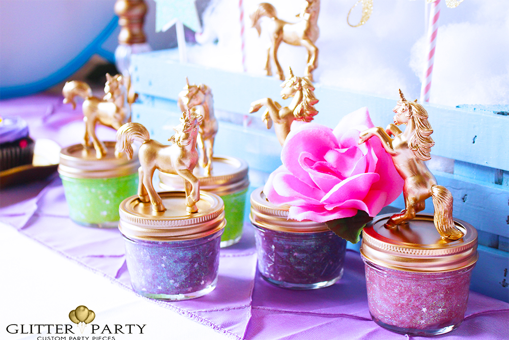 how to throw a unicorn party