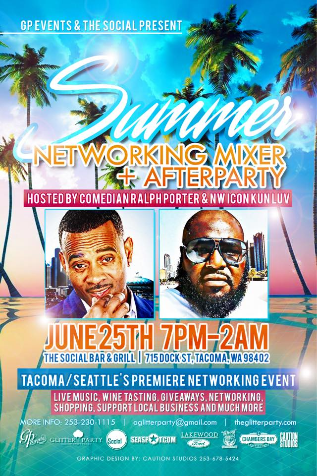 tacoma & seattle area networking event