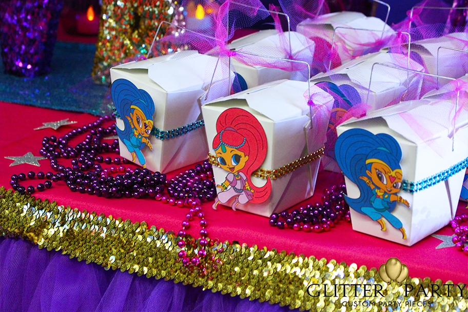 Shimmer And Shine Party Ideas2