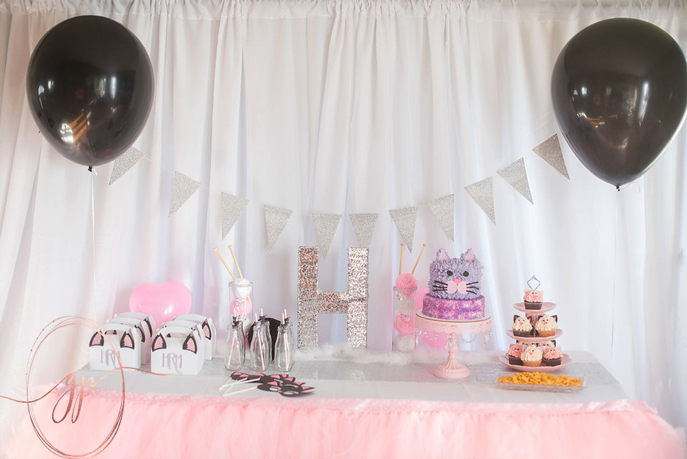Here Is The DIY For Making These Tutu Table Skirts Can Completely Transform Your Dessert Tables