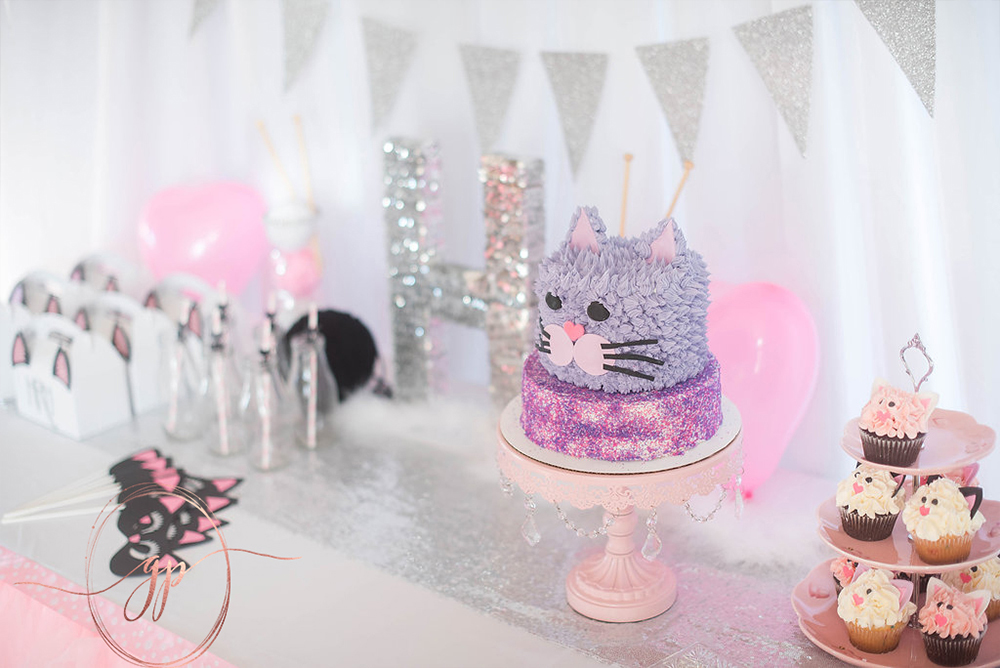 Cat Themed Party Ideas
