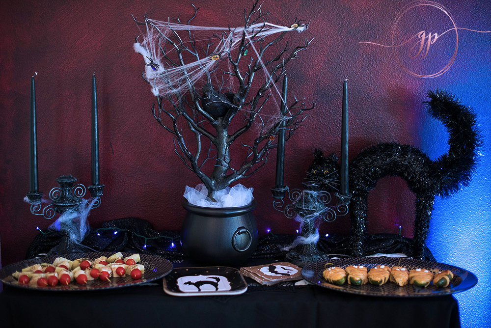 halloween party ideas tacoma party stylist